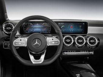Mercedes clase A Tenerife