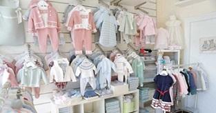 franquicias de ropa infantil