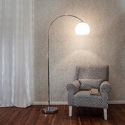 lampara de pie de diseño